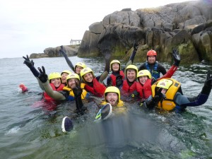 coasteering group (2)
